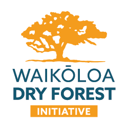 Waikoloa Dry Forest Initiative
